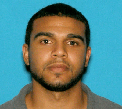 Methuen Police are searching for Emilio DeLarosa, 32, of Lawrence in connection with a homicide that occurred Monday Morning. (Courtesy Photo)